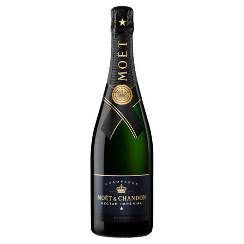 Moet and Chandon Nectar Imperial Demi-Sec Champagne 75cl