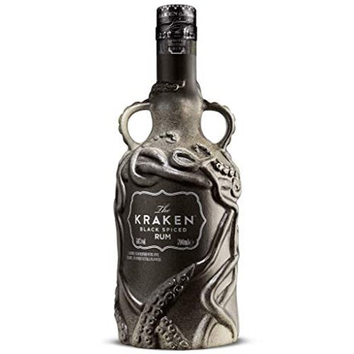 Kraken 2018 Limited Edition Ceramic Spiced Rum 70cl