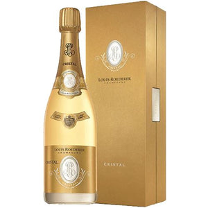 Louis Roederer Cristal 2008 Vintage Champagne 75cl Gift Boxed 12% ABV