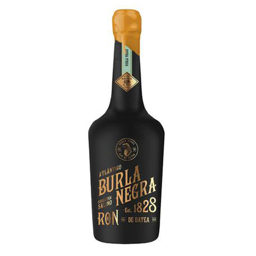 Burla Negra Black Salted Rum 70cl