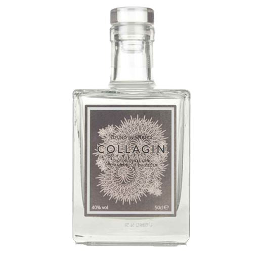 Collagin Gin 50cl 40% ABV