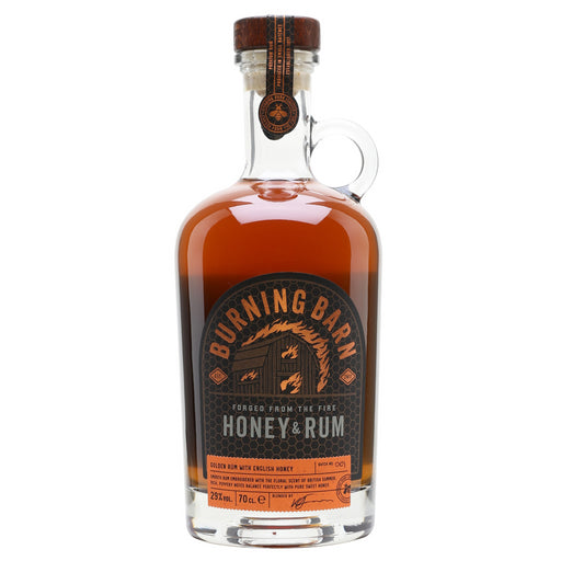 Burning Barn Honey and Rum 70cl 29% ABV