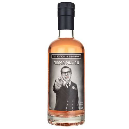 That Boutique-y Gin Company Proper Pink Gin 50cl 46% ABV