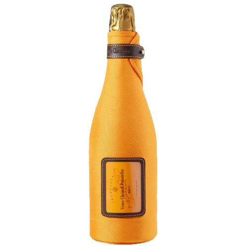 Veuve Clicquot Brut NV Champagne Yellow Label 75cl Ice Bag Gift