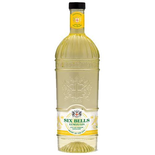 London Distillery Six Bells Lemon Gin 70cl 41.3% ABV
