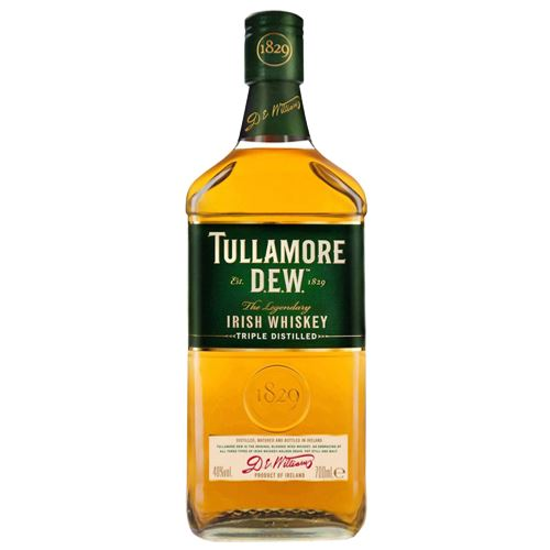 Tullamore Dew 70cl 40% ABV
