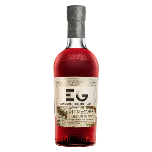 Edinburgh Gin Plum and Vanilla Liqueur 50cl 20% ABV