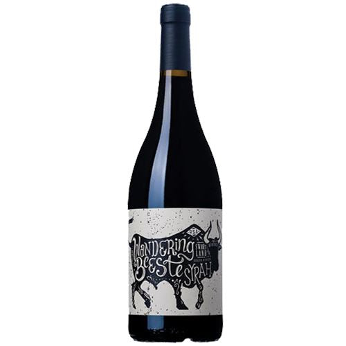 Wandering Beeste Syrah 2015 75cl 13.5% ABV
