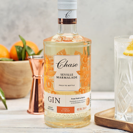 Chase Seville Orange Marmalade Gin 70cl 40% ABV