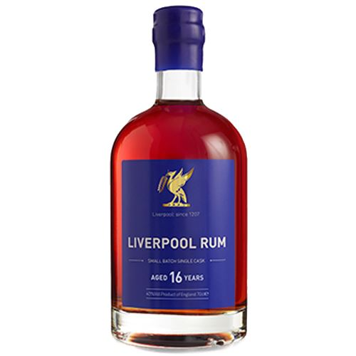 Liverpool Rum 70cl 43% ABV
