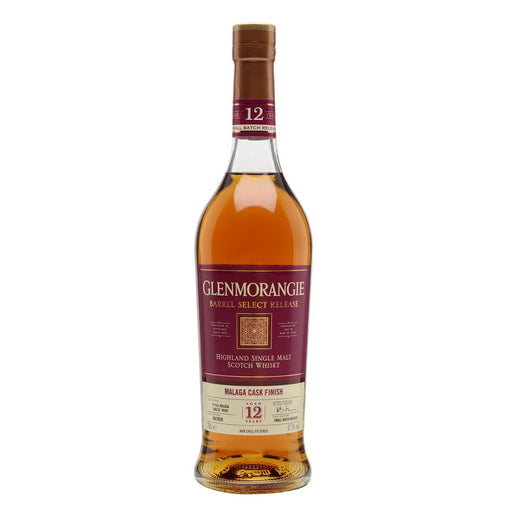 Glenmorangie Malaga Cask Finish 12 Year Old Single Malt Scotch Whisky 70cl 47.3%