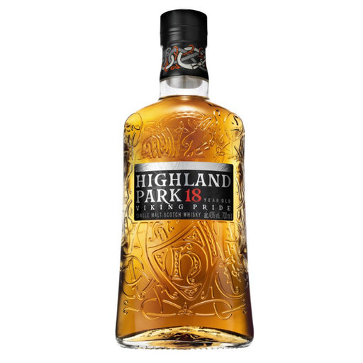 Highland Park 18yo Single Malt Whisky 70cl 43% ABV