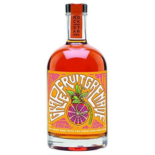 Grapefruit Grenade Spiced Rum 50cl 65% ABV