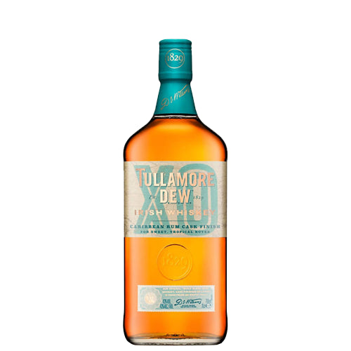 Tullamore Dew XO Rum Finish 70cl 43% ABV
