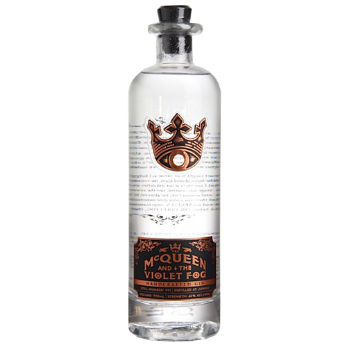 McQueen & The Violet Fog Gin 70cl 40% ABV