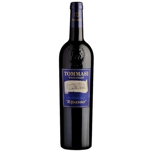 Tommasi Rafael 2015 & Ripasso 2014 2 x 75cl Duo Gift Pack in wood