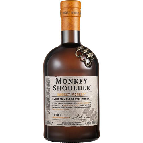 Monkey Shoulder Smokey Monkey Blended Scotch Whisky 70cl