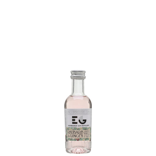 Edinburgh Gin Rhubarb and Ginger Liqueur 5cl Miniature 20% ABV