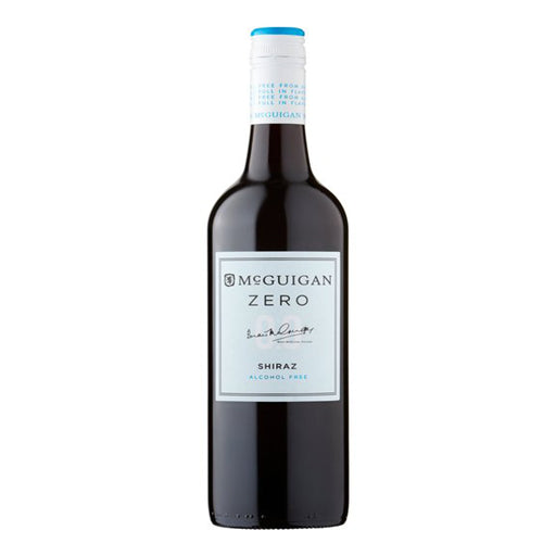 Mcguigan Zero Alcohol-Free Shiraz 75cl