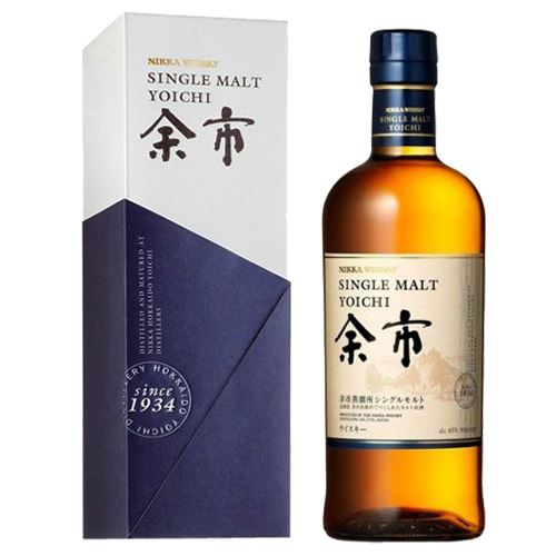 Nikka Yoichi Single Malt Whisky 70cl 45% ABV