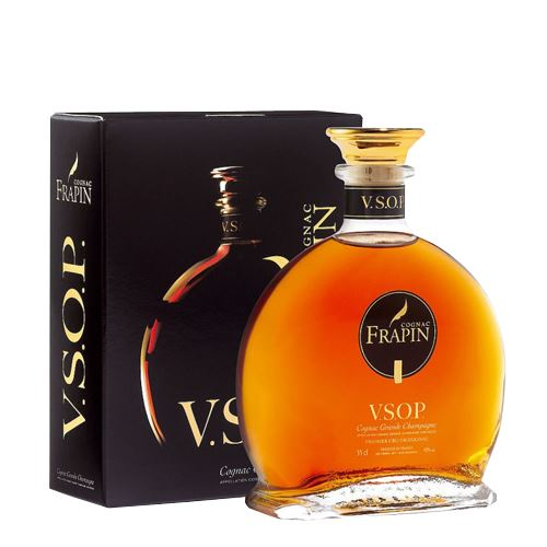 Frapin V.S.O.P. Grande Champagne Cognac 35cl Gift Boxed 40% ABV