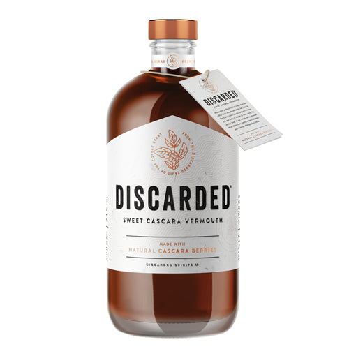 Discarded Sweet Cascara Vermouth 50cl with Free Mixers
