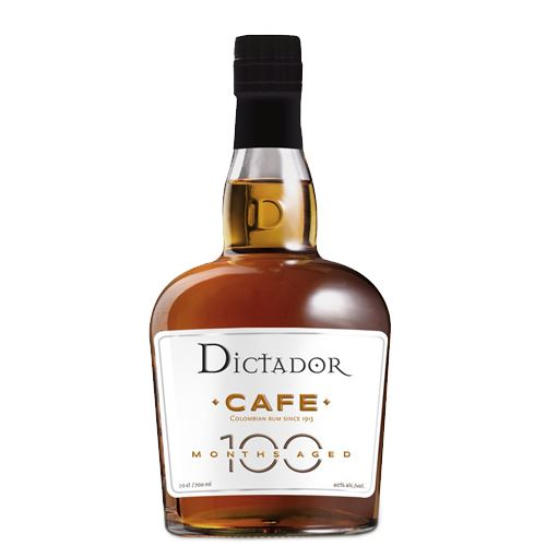 Dictador Cafe Rum 100 Month Aged 70cl 40% ABV
