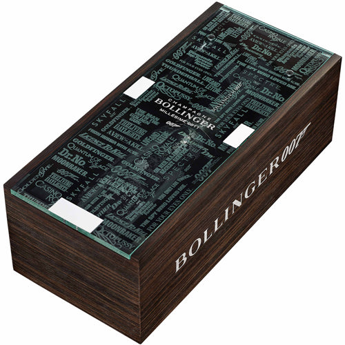 Bollinger 007 James Bond Limited Edition Millesime 2011 Gift Boxed