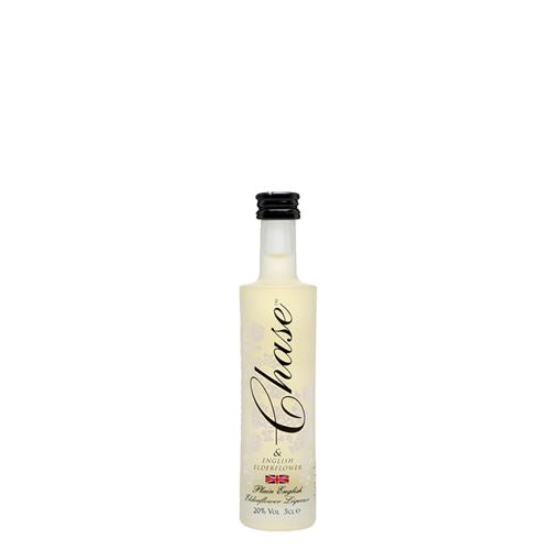 Chase Elderflower Liqueur 5cl Miniature 20% ABV