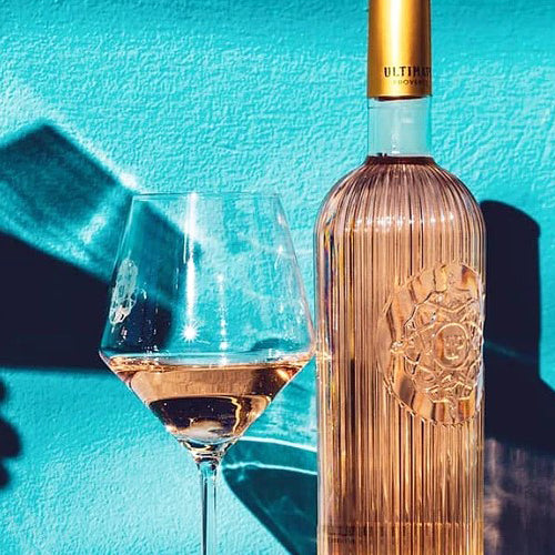 Ultimate Provence Rose 2019 75cl