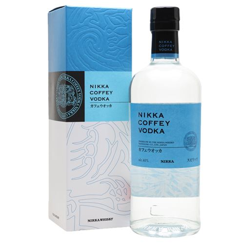 Nikka Coffey Vodka 70cl 40% ABV