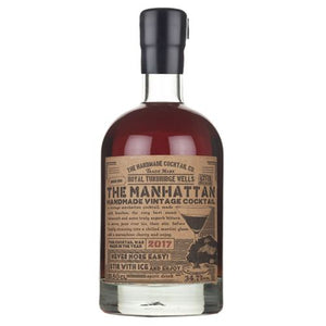 The Manhattan Cocktail 50cl 34.7% ABV