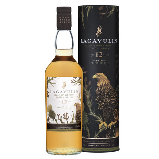 Lagavulin 12 Year Old Islay Single Malt Scotch Whisky (Special Release 2019) 70cl 56.4% ABV