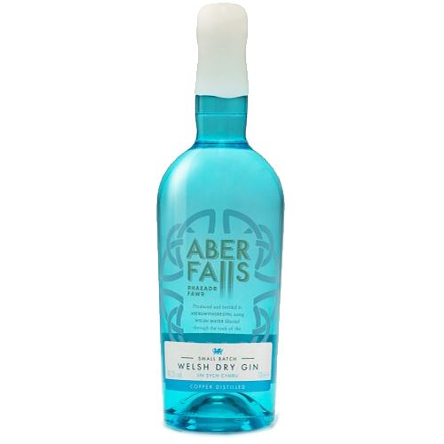 Aber Falls Dry Gin 70cl 41.3% ABV