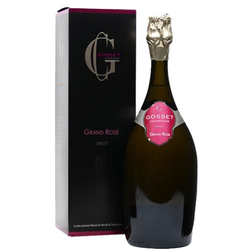 Gosset Grand Reserve Rose Champagne Magnum 150cl Gift Box 12% ABV