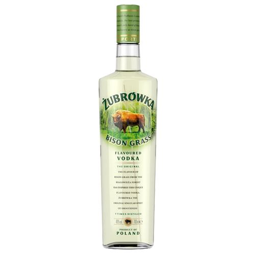 Zubrowka Bison Grass Vodka 70cl 40% ABV