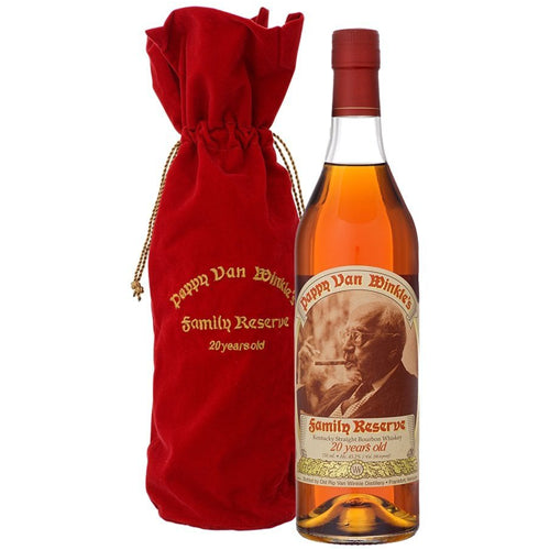 Pappy Van Winkle Family Reserve 20 Year Old Bourbon 75cl 452.% ABV
