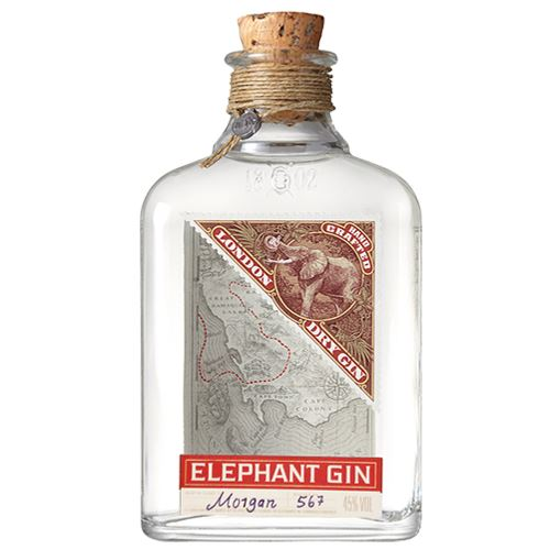 Elephant Dry Gin 50cl 45% ABV