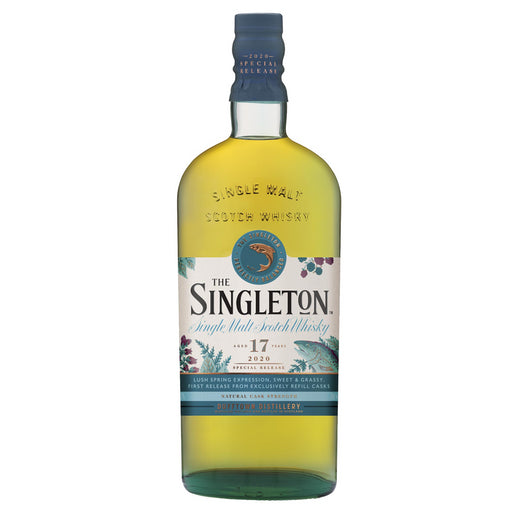 The Singleton of Dufftown 17 Year Old Single Malt Whisky 2020 Special Release 70cl