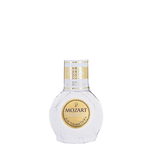 Mozart White Chocolate Liqueur 5cl