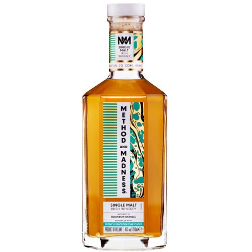 Method And Madness Single Malt Irish Whiskey 70cl 46% ABV