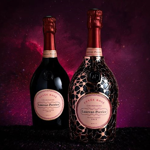Laurent Perrier Rose Champagne 75cl Constellation Robe Jacket