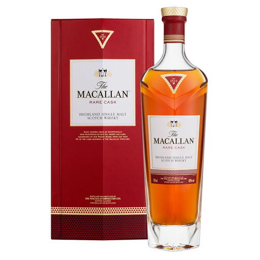The Macallan Whisky Rare Cask Batch NO.3 2018 Release Gift Boxed 70cl