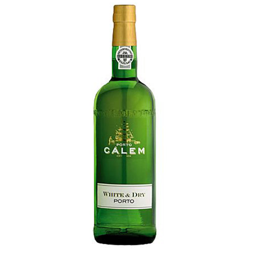 Calem White & Dry Port 75cl 19.5% ABV