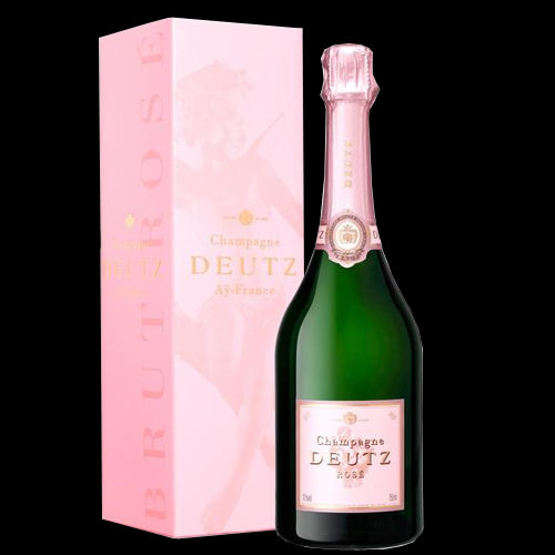 Deutz Brut Rose Champagne NV 75cl 12% ABV Gift Boxed