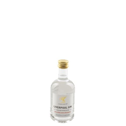 Liverpool Valencian Orange Gin 5cl 46% ABV