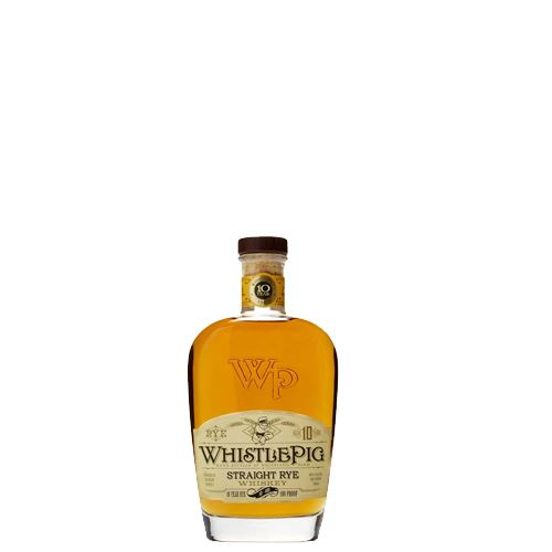WhistlePig 10 Year Old Straight Rye Whiskey 5cl 50% ABV