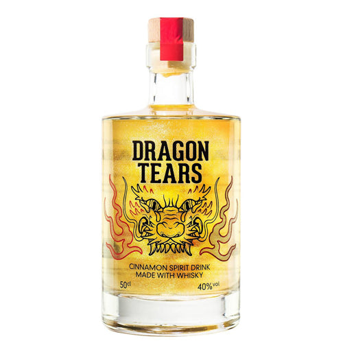 Dragon Tears Cinnamon Whisky Spirit Drink 50cl 40% ABV