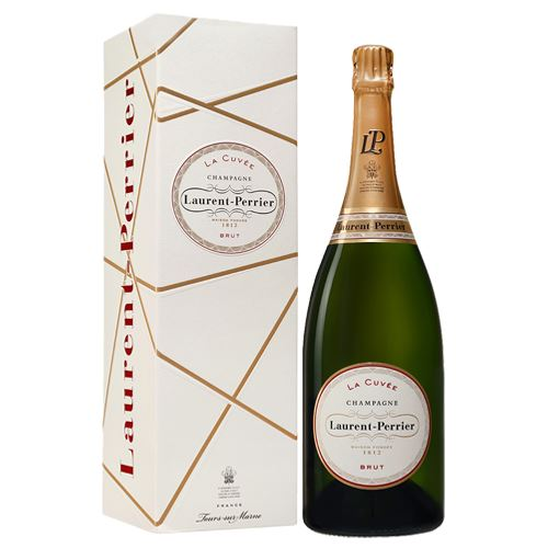 Laurent Perrier La Cuvee Brut Champagne Magnum 150cl Gift Boxed 12% ABV
