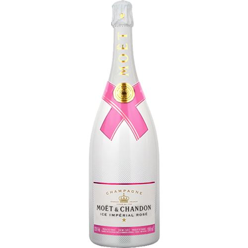 Moet and Chandon ICE Imperial Rosé NV Champagne Magnum 150cl 12% ABV